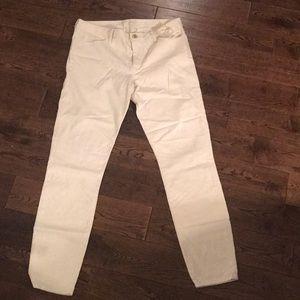 Brand new Banana cream jeans 31L